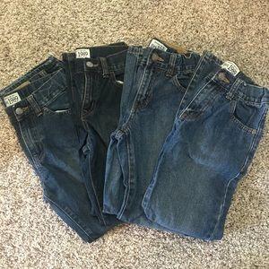 Children's Place 1989 Jeans lot